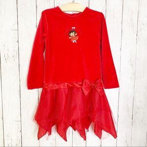 {Nick Jr.} Dora Dress w Tulle Skirt 5T
